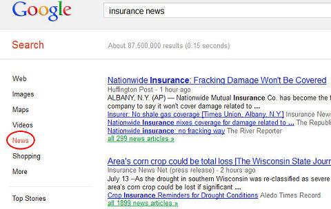 explore google news