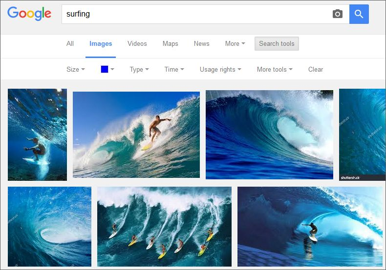 Advanced Google Images Search Tips and Tricks
