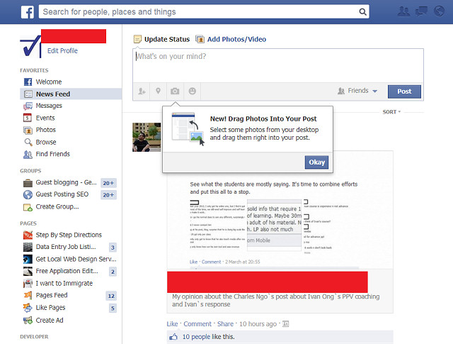 Facebook Marketing Basics