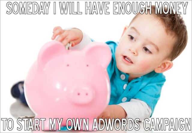 adwords campaign money