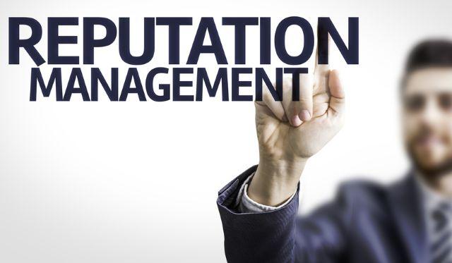 online reputation management departments