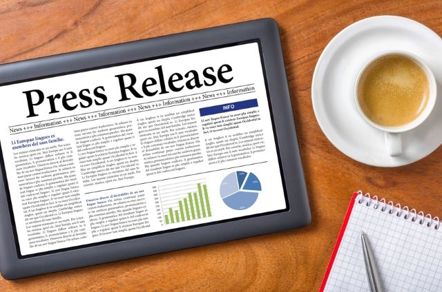 press releases and online reputation management