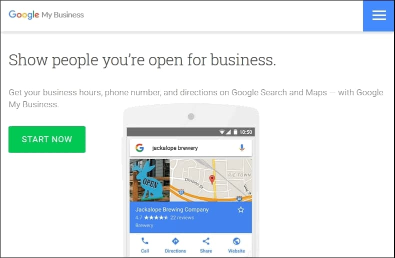 How To Rank Your Small Business Website In Google 39 S Local